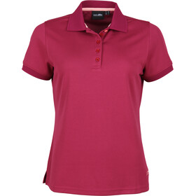 High Colorado Seattle Poloshirt Damer, beaujolais